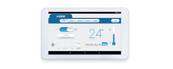 ducted system zone controller